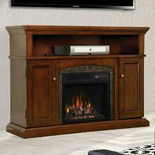 lynwood infrared electric fireplace a cabinet in vintage cherry 18mm4105 c233