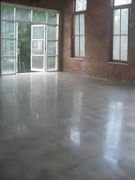 Residential concrete floors Hallway Pinterest This Commercialresidential Concrete Floor Was Renovated With New