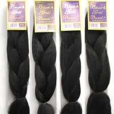 Braid Length Chart Classic Braid 100 Kanekalon Synthetic Braiding Hair Fiber