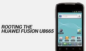 How To Root The Huawei Fusion U8665