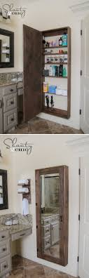Bathroom Big Mirrors Best 10 Bathroom Mirror Redo Ideas On Pinterest Redo Mirror