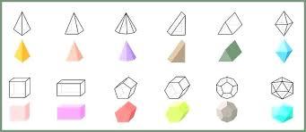Venn Diagram Of Geometric Shapes Sorting Shapes Math Mcalive Club