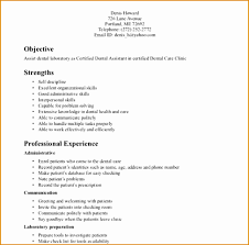 6 Sample Dentist Resume Templates Besttemplates Besttemplates