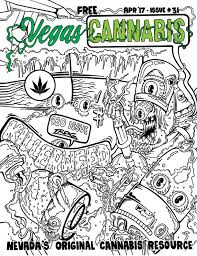 Cannabis Coloring Book Pages 858