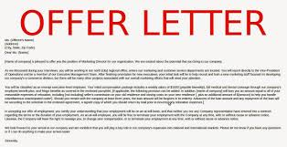 Sample Offer Letter Job Offer Letter Of Intent Job Offer Letter Of Intent For Employment 23