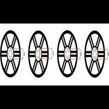 Ford Bolt Pattern Chart New Inspiration Ideas