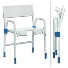 folding shower chair seat for disabled stool