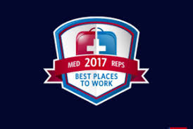 medtronic johnson johnson and stryker remain at the top of the list of best places to work in medical device sales according to a medrepscom survey of medical sales representative jobs