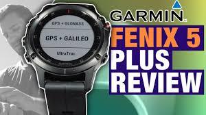 <b>Garmin Fenix 5 Plus</b> Review (3 BEST/WORST FEATURES) - YouTube