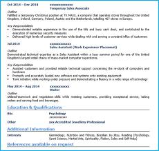 Sample Resume For Retail Sales Sample Resume For Retail Sales Assistant Retail Sales