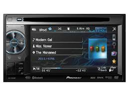 best double din car stereo head units for 2012 car stereo the pioneer avh p2400bt is a nice entry level but full featured double