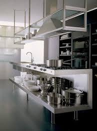 Delighful Restaurant Kitchen Design Modern Italian Kitchens From Effeti New Inside Innovation Ideas