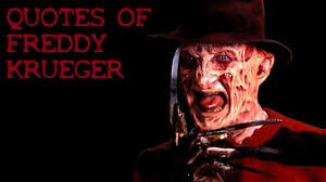 Best Freddy Krueger Quotes