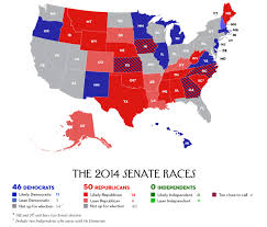 cidy s count g o p gains and confusion in senate races the