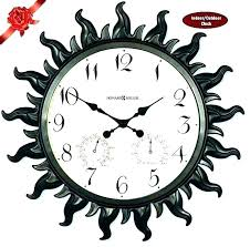 outdoor thermometer and clock typical large outdoor wall clock outdoor clock and thermometer set org outdoor