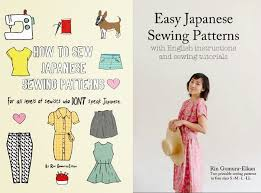 It's Sew Easy Patterns Adorable Tilly And The Buttons How To Sew Japanese Sewing Patterns