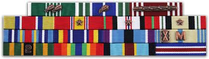 Army Awards And Medals Chart Military Medals Ribbons Precedence Chart Usamm