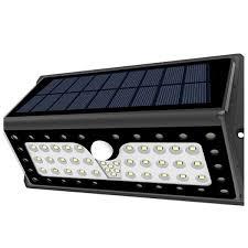 lampat waterproof wireless solar outside garden lights
