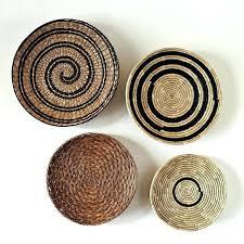 wicker wall art wicker wall art decorative basket wall art set of woven wicker wall baskets wicker wall art