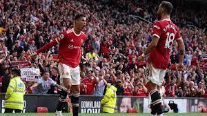 Cristiano Ronaldo feiert Traum-Comeback bei Manchester United - CR7 erzielt  Doppelpack gegen Newcastle - Eurosport