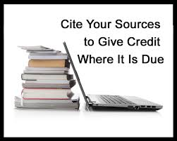 how to cite your sources cite your sources to give credit where it is due defend publish