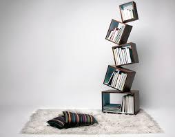 Malagana: Equilibrium Bookcase.