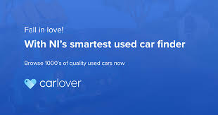<b>Carlover</b>: Used Cars Northern Ireland | Used Cars NI