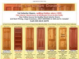 5 panel wood interior doors. 1stinteriordoors.com. TWO PANEL WOOD INTERIOR DOORS 5 Panel Wood Interior Doors