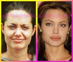 20 shocking pics of celebrities without makeup