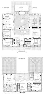 middle beautiful u shaped house plans with pool courtyard post