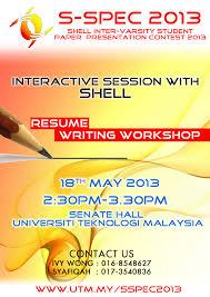 Resume And Interview Skills Workshop Sidemcicek Com