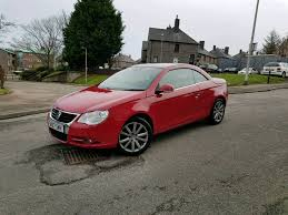 volkswagen eos convertible red. vw eos convertible sale or swap volkswagen eos convertible red