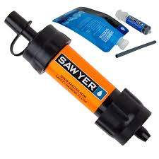 survival water purifier. The Ultimate Guide To Best Survival Water Filters SawyerMini Purifier L