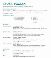 Exchange Administrator Resumes Exchange Administrator Resume Sample Livecareer