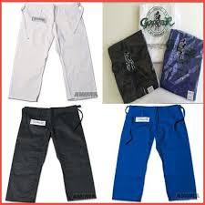 Size 5 Black New Proforce Gladiator Jiu Jitsu Judo Uniform
