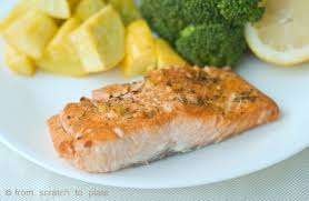 cooked salmon color. Modren Salmon BAKED SALMON And Cooked Salmon Color A