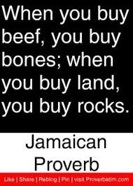 Jamaican Quotes