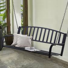 porch swing outdoors patio furniture