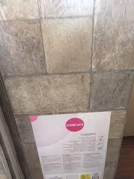 15 packs of leggiero grey stone effect laminate flooring 1 86 m² pack