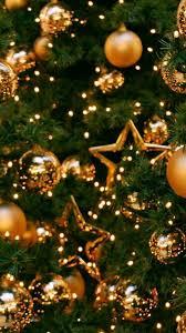 Wallpaper Christmas New Year Toys Fir Tree Balls Decorations
