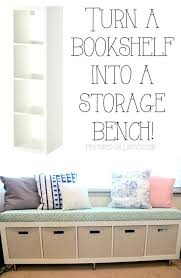 cute furniture. Simple Cute Cute Storage Ideas Turn A Bookshelf Into Bench Easy Furniture  Makeovers And Intended