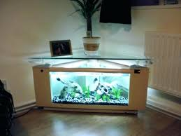 fish tank table end table aquarium fish tank coffee table aquarium coffee tables custom acrylic fish