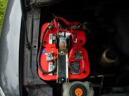 dual battery wiring ewiring dual batteries jeep owners truck dual battery wiring diagram