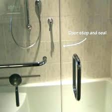 amusing shower door bottom seal home depot shower door seals glass shower door seal home depot