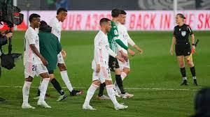 Real Madrid - Betis Sevilla: Die Königlichen verpassen Sprung an Spitze