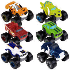 <b>Blaze</b> and the Monster Machines Action Figures Character Toys
