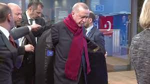 09.03.2020 - Charles Michel & Recep Tayyip Erdoğan - Treffen zu Türkei,  Syrien, griechische Grenze - YouTube