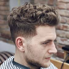 how to get curly hair for men 2021