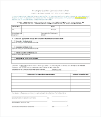 Action Plan Templete Beauteous Beautiful Corrective Action Plan Template Best Of 48 Document Ideas