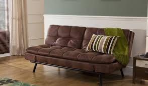 Perfect Brown Leather Sofa Bed Faux Sofaleatherbrown E To Creativity Ideas